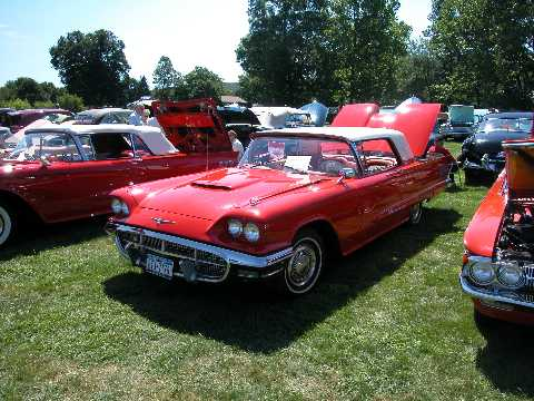 Hickories Park Owego Car Show
