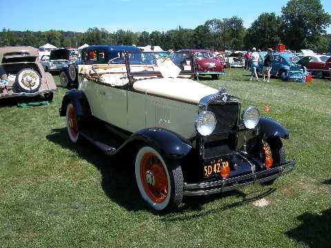 Hickories Park Owego Car Show